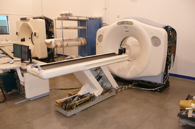 CT and MRI Scanner Upgrades